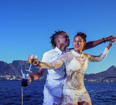 All White Couples Yatch Cruise