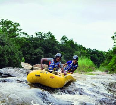 White River Rafting Adventure