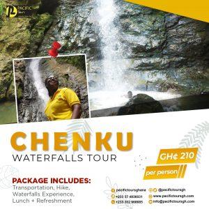Chenku Waterfalls Tour